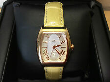 New - Reloj Watch Montre VAN DER BAUWEDE - Magnum XS Red Gold - Box & Papers