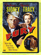 Fury ~ DVD Movie ~ Sylvia Sidney Spencer Tracy ~ Rare Classic