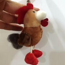 Lovely red Big cock key ring stuffed animals Stuffed key Chain NEW plush