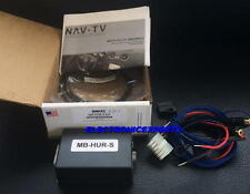 NAV-TV MOST-H.U.R. MB-S OPTI-1 MERCEDES BENZ BOSE Stereo Replacement Module