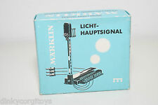 MARKLIN 7239 LICHT-HAUPTSIGNAL HOME LIGHT SIGNAL MINT BOXED