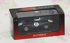 Scalextric AutoArt Slot Racing 13582 Jaguar D-type lemans winner 1955-Nuevo Y En Caja