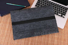 """Smart Notebook laptop Felt Sleeve Carry Case Cover Bag For iPad pro 12.9"""""""