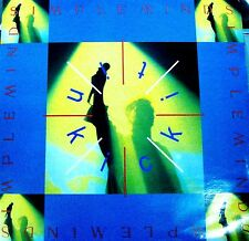 "12"" - SIMPLE MINDS - KICK IT IN (POP) NUEVO - NEW, STOCK STORE LISTEN"