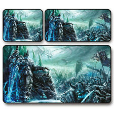 World of Warcraft E Mat Thicker Competitive Gaming Mouse Pad 70*40cm
