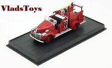 Amercom Fire Trucks 1:87 Scale GMC Fire Truck - Dearborn, Michigan, 1941  ACSF59