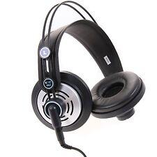 AKG K 141 MKII Auricular Monitores De Estudio Dinámica Abierto Garantía Italiana