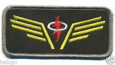 SPACE ABOVE AND BEYOND ANGRY ANGELS  PATCH - SAAB04B