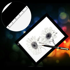 DC5V USB Artist Thin A4 LED Art Stencil Board Light Box Tracing Drawing PAD