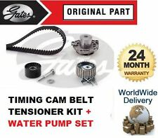 FOR VAUXHALL ASTRA 1.9 2004-  TIMING CAM TENSIONER BELT KIT + WATER PUMP SET