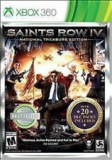 Saints Row IV -- National Treasure Edition (Microsoft Xbox 360, 2014)