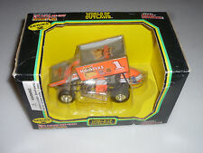 NEW RACING CHAMPIONS WORLD OF OUTLAWS HOOTERS SPRINT CAR SIGNED SAMMY SWINDELL