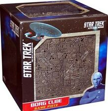 Star Trek Attack Wing Borg Cube + Borg Cube with Sphere Port