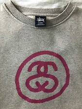 Stussy The Loft David Mancuso Nuphonic Sweatshirt Limited Edition Large Rare