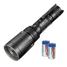 Nitecore SRT7GT 1000 Lumen Long Throw Red/Blue/Green/UV LED Tactical Flashlight
