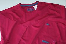 Tommy Bahama Tee T Shirt Crew Bali Skyline Pink Papaya New Large L TR210949