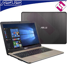 "PORTATIL ASUS X540SA-XX004T INTEL N3050 15.6"" WINDOWS 10 4GB DDR3 HDD 500GB"