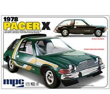 MPC 1/25 SCALE MODEL KIT 1978 PACER X NEW 802