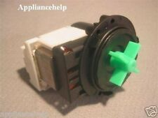 HOOVER Universal WASHING MACHINE DRAIN PUMP 3 Screw