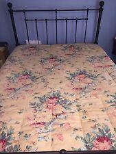 RALPH LAUREN 87x87 Full Queen Size Comforter ELSA GRASSLANDS 100% Cotton USA