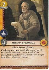 Maester of Starfall AGoT LCG 2.0 Game of Thrones No Middle Ground 76