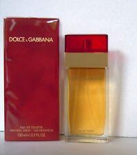 Dolce & Gabbana Pour Femme RED 100ml Eau de Toilette (beliebte EDT Version) NEU