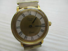 ladies DOMI paris watch..quartz mother pearl strap ..running well