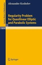 Regularity Problem for Quasilinear Elliptic and Parabolic Systems (Lec-ExLibrary