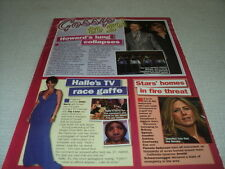 H235 JENNIFER ANISTON HALLE BERRY JAY LENO TAKE THAT '2007 ENGLISH CLIPPING