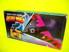 VTG SECRET WARS KANG THE CONQUERER DOOM STAR GLIDER W Figure Marvel Comic Books