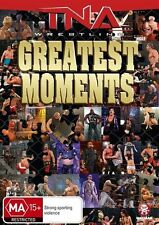 Tna Wrestling - Greatest Moments (DVD, 2011)