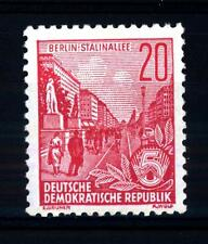 GERMANY - GERMANIA DDR - 1955 - Piano quinquennale di Karl Marx Allee