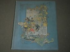 1920'S LES CONTES DE PERRAULT FRENCH BOOK - GREAT COLOR ILLUSTRATIONS - KD 1070