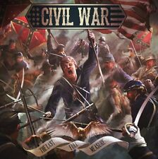 Civil War - The Last Full Measure CD 2016 digipack traditional metal Napalm