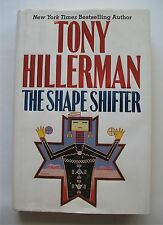 """The Shape Shifter"" Tony Hillerman HC Book 2006 First Edition Fiction Novel w DJ"