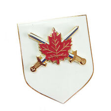 Canadian Forces Military DEU Dress Uniform Command Badge Pin #21735