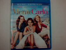 Monte Carlo (Blu-ray Disc, 2011), Used, Disc is Near Mint, Case is Good
