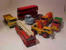 Lot 8 Lone Star Impy Used Bus Cement Truck for Parts Restauration (In) Complete