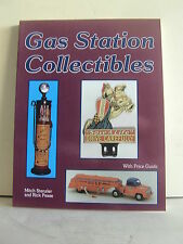 GAS STATION COLLECTIBLES,WITH PRICE GUIDE-SCHIFFER EDIT.1993