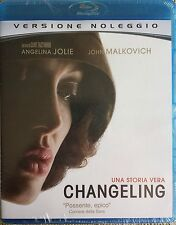 Blu Ray CHANGELING - (2008) *** Clint Eastwood *** ......NUOVO