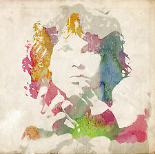 "Jim Morrison - The DOORS canvas print poster 20""x20"" Great gift"