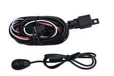 Spotlight Spot Fog Light Wiring Harness Loom Kit for Nissan Nivara Pick Up 4x4