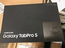 "OB Samsung Galaxy Tab Pro S 12""  (SM-W700) 128GB with Keyboard Windows 10"