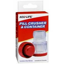 ACU-LIFE Durable Pill Crusher