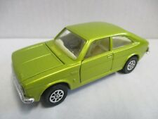 Corgi toys whizzwheels Morris Marina 1.8 Coupe Lime Green