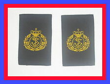 Rangschlaufen; Chief Petty Offizier, Royal Navy, Rank,Dienstgrad, NEU