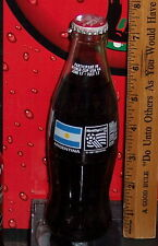 1994 WORLD CUP SOCCER USA PARTICIPATING COUNTRIES ARGENTINA  COCA - COLA BOTTLE