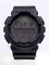 Casio G-Shock Basic Black Super Illuminator Men's Watch GD-120MB-1