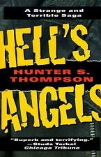 Hell's Angels : A Strange and Terrible Saga by Hunter S. Thompson FREE SHIPPING