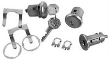 1966-1968 Ignition & Door Lock Kit -Original Key Style Chevy GM Car & Truck 104A